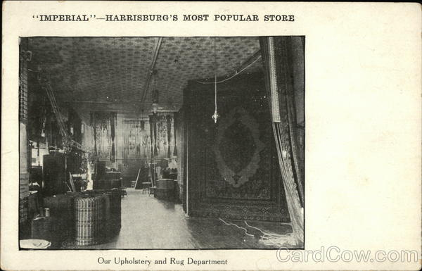 Upholstery and Rug Department Harrisburg Pennsylvania