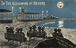 In the Gloaming at Revere
