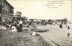 The Momauguin -The Bathing Beach