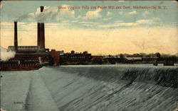West Virginia Pulp and Paper Mill and Dam