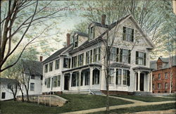 Boys' Cottage, Tilton Seminary