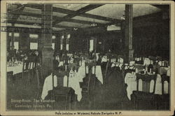 Dining Room, The Vanadium - Polish