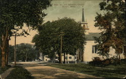 Main St. and Unitarian Church