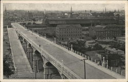 The New Mulberry Street Viaduct