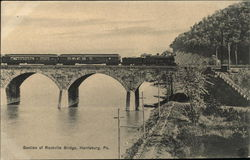 Section of Rockville Bridge