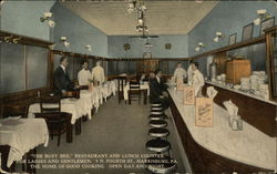 """The Busy Bee"" Restaurant and Lunch Counter"