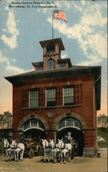 Susquehanna Hose Co. No. 9, Fire Department