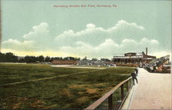 Harrisburgh Athletic Ball Field