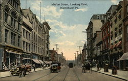 Market Street, Looking East