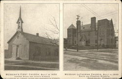 Messiah's First Church and Messiah Lutheran Church