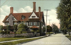 Overbrook, Residence of Mrs. W.R. Fleming