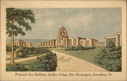 Proposed New Building, Beckley College, Fort Washington