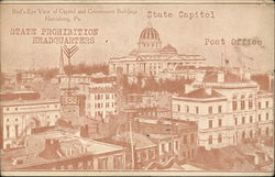 State Capitol, Prohibition Headquarters and Post Office
