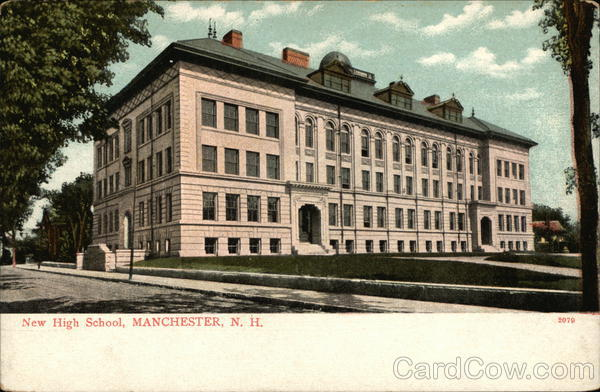 New High School Manchester New Hampshire