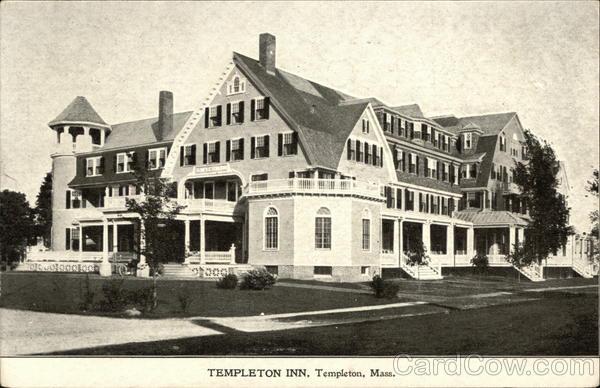 Templeton Inn Massachusetts