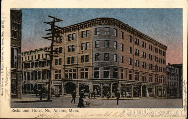 Richmond Hotel North Adams Massachusetts