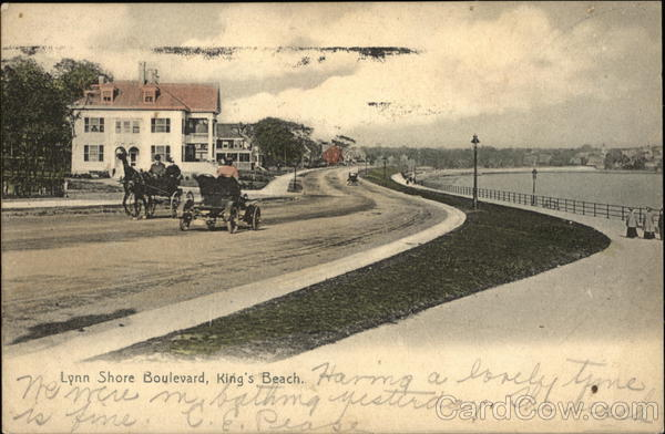 Lynn Shore Boulevard, King's Beach Massachusetts