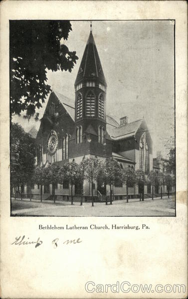 Bethlehem Lutheran Church Harrisburg Pennsylvania
