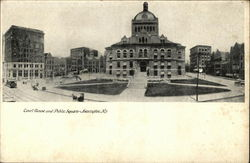 Court House and Public Square