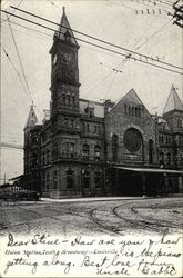 Union Station, Tenth & Broadway