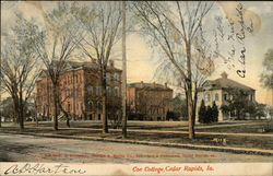 View of Coe College