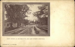 West Street, E. Bridgewater, and East Street