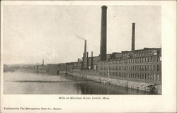 Mills on Merrimac River