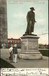 Colonel William Prescott Statue