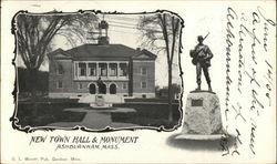 New Town Hall & Monument