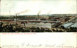 Works of the Draper Co. Postcard