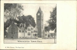 Winchester Town Hall