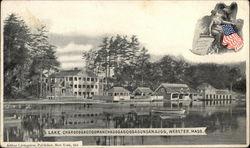 Lake Chargoggagoggmanchauggagoggagungamaugg