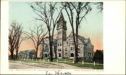 Mary Lyon Hall, Holyoke College