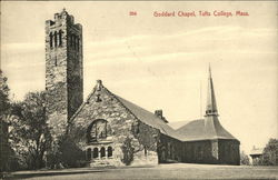 Goddard Chapel at Tufts College
