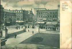 Harrington Corner Postcard