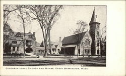 Congregational Church and Manse