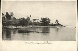 Hospital Point and Lighthouse