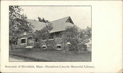 Danielson-Lincoln Memorial Library