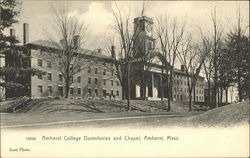 Amherst College Dormitories and Chapel