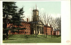Chapeland Dormitory, Amherst College