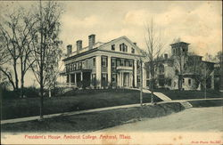 President's House, Amherst College