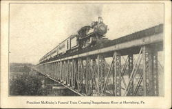President McKinley's Funeral Train