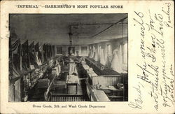 Dress Goods, Silk and Wash Goods Department