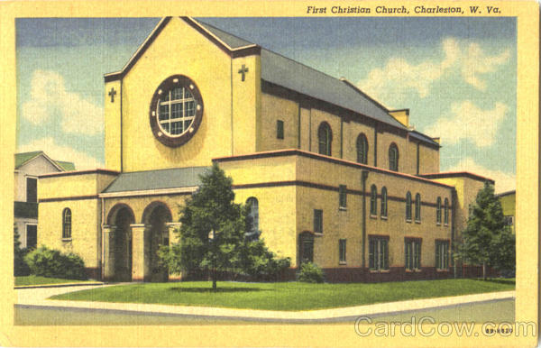 First Christian Church Charleston West Virginia
