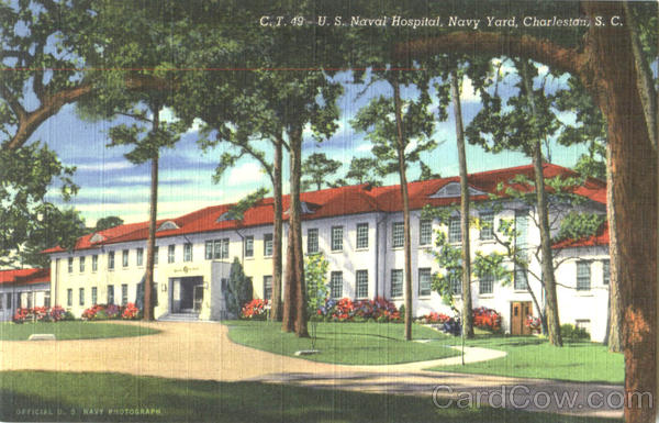 U. S. Naval Hospital Charleston South Carolina