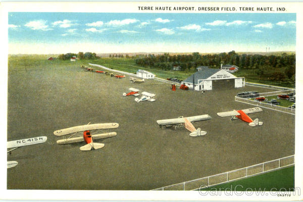 Terre Haute Airport Indiana Airports