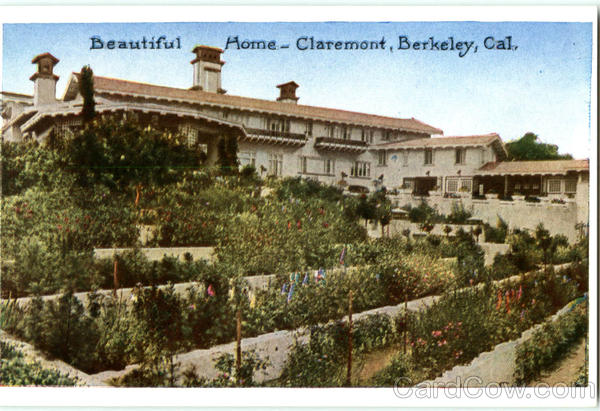 Beautiful Home Claremont Berkeley California