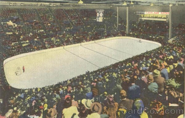 The Cleveland Arena Hockey