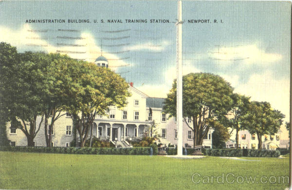 Administration Building Newport Rhode Island