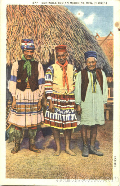 seminole men At the anhinga indian trading post in fort lauderdale, florida, you'll traditional, native american handcrafted products including seminole indian clothing, star quilts.